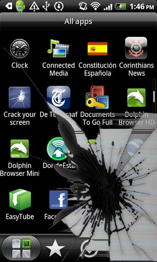 Скачать Crack Your Screen для Андроид бесплатно.
