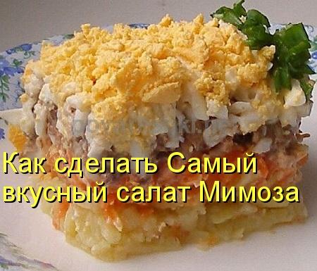 """RapidLinks - скачать """"Как сделать Самый вкусный салат Мимоза (2014) WebRip"""""""