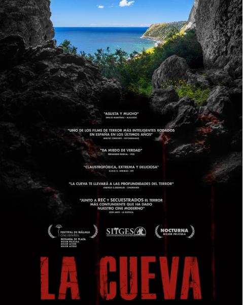 ������� ������ / La cueva (2014) HDRip/BDRip 720p �������� ������ � HD ��������
