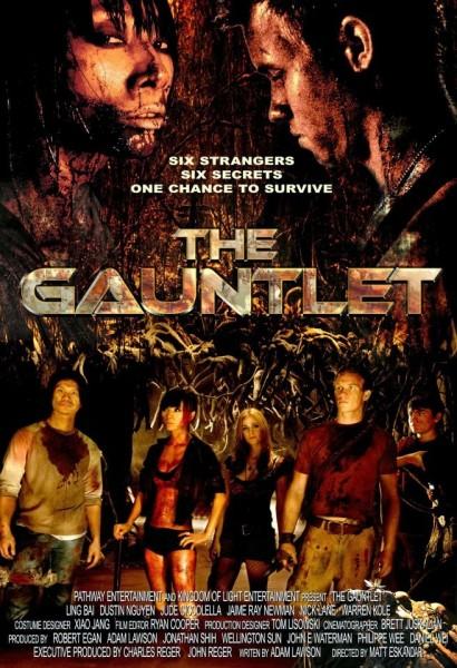 ������� ���� ��� ����� / �������� / Game of Assassins / The Gauntlet (2013) WEB-DL 720�/DVDRip �������� ������ � HD ��������