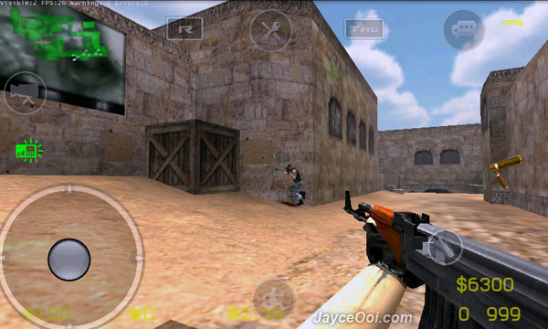 Games For Android 2.3.6 Counter Strike 1.6