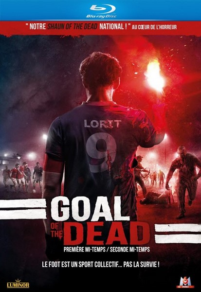 ������� ��� ����� ��������� / Goal of the Dead (2014) HDRip �������� ������
