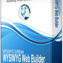 WYSIWYG Web Builder 11.6.2 (2017) Rus Portable