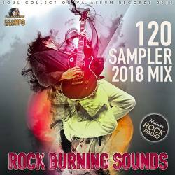 Rock Burning Sounds (2018) Mp3