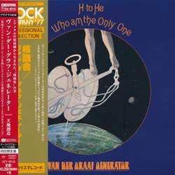 Van Der Graaf Generator - H To He Who Am The Only One (1970) [Japanese Edition]