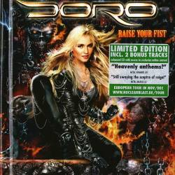 Doro - Raise Your Fist (2012) (Limited Edition Digibook) FLAC