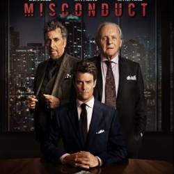 Хуже, чем ложь / Misconduct (2016) HDRip/1400Mb/700Mb/BDRip 720p