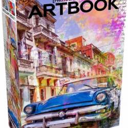 GraphicRiver - Artbook Photoshop Action