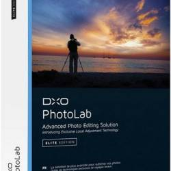 DxO PhotoLab 1.1.0 Build 2639 Elite