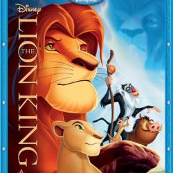 Король Лев / The Lion King (1994) BDRip