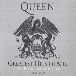 Queen - Greatest Hits. The Platinum Collection, Remastered, 3CD (2011) MP3