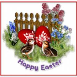 Happy Easter (PNG)