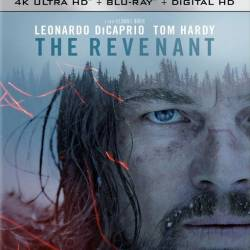 Выживший / The Revenant [Open matte] (2015) HDRip/2100Mb/1400Mb/BDRip 720p/BDRip 1080p/Лицензия