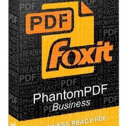 Foxit PhantomPDF Business 8.2.0.2192 + Rus