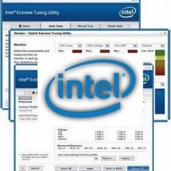 Intel Extreme Tuning Utility (Intel XTU) 6.1.2.13 Final