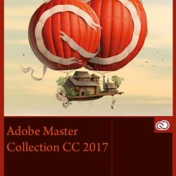 Adobe Master Collection CC 2017 by m0nkrus (2016/RUS/ENG)