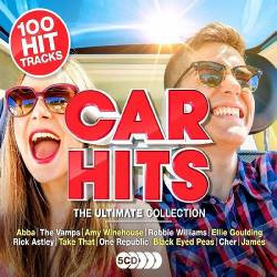 Car Hits (The Ultimate Collection) (5CD) (2018)
