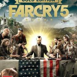Far Cry 5 Delux Edition (2018) RUS/ENG/RePack xatab
