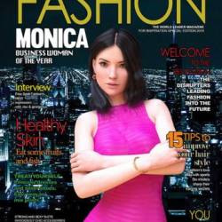 Fashion Business: Monica's adventures - Episode 1 (2018) RUS/ENG ЭРОТИКА