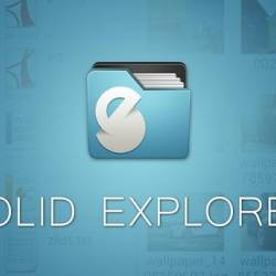 Solid Explorer v1.5.4 [Android] (2013) RUS