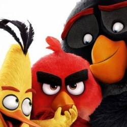 Angry Birds в кино / The Angry Birds Movie (2016) HDRip / BDRip