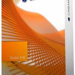 Maxon CINEMA 4D Studio R19.024 (MULTI/RUS/ENG) Portable