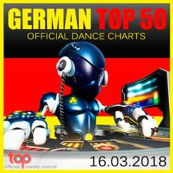 German Top 50 Official Dance Charts 16.03.2018 (2018)