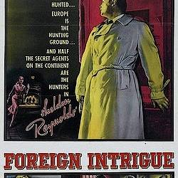 Иностранная интрига / Foreign Intrigue (1956) DVDRip