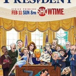 Наш мультяшный президент / Our Cartoon President - 1 сезон (1-10 из 10) (2018) WEB-DLRip