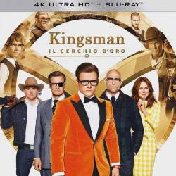 Kingsman: Золотое кольцо / Kingsman: The Golden Circle (2017) HDRip/BDRip 720p/BDRip 1080p/Лицензия