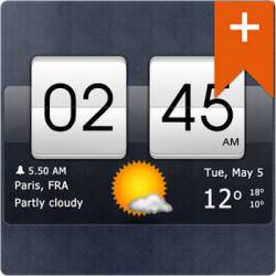 Sense Flip Clock & Weather Pro 2.80.02