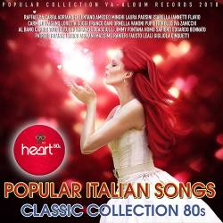 Popular Italian Songs: Classic Collection 80s (2018) Mp3