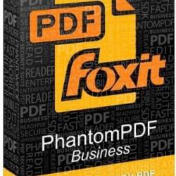 Foxit PhantomPDF Business 10.0.0.35798 RePack & Portable by elchupakabra