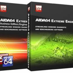 AIDA64 Extreme / Engineer Edition 6.25.5444 Beta Portable