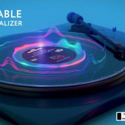 VideoHive - Turntable Music Visualizer (AEP)