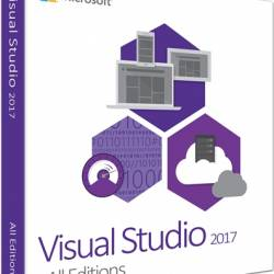 Microsoft Visual Studio 2017 Enterprise / Professional / Test Professional / Community / Team Explorer 15.4.27004.2002