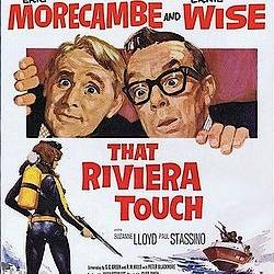Отпуск на Ривьере / That Riviera touch (1966) DVDRip
