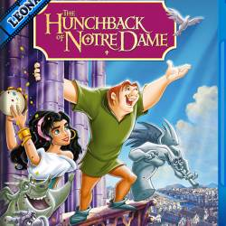 Горбун из Нотр Дама: Дилогия / The Hunchback of Notre Dame: Dilogy (1996-2002) BDRip