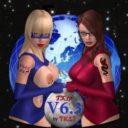 The Klub v.6.3 / 3D SexVilla 2.114 - Full Install