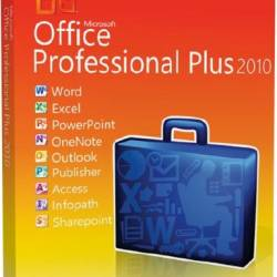 Microsoft Office 2010 Pro Plus SP2 14.0.7166.5000 VL RePack by SPecialiST v16.7 RUS