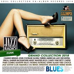 Blues And Jazz Radio: Grand Collection (2018) Mp3