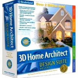 3D Home Architect Design Suite Deluxe v.8.0 Rus