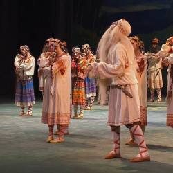 Балет весна священная театр классического балета.
