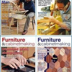Furniture & Cabinetmaking. №253-256 (январь-апрель 2017) PDF