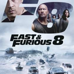 Форсаж 8 / The Fate of the Furious (2017) TS/2100Mb/1400Mb