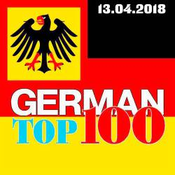 German Top 100 Single Charts 13.04.2018 (2018)