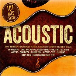101 Acoustic (5CD) (2018) Mp3