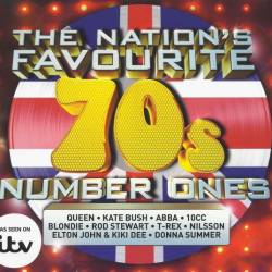 The Nations Favourite 70s Number Ones (3CD) (2015) FLAC