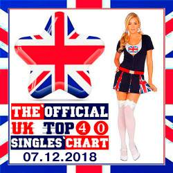 The Official UK Top 40 Singles Chart 07.12.2018 (2018)