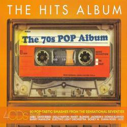 The Hits Album - The 70s Pop Album. 4CD (2019) MP3